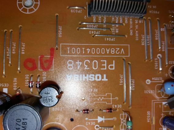 Placa Reguladora Tv Toshiba 52hl157(v28a00041001)