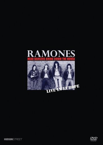 Ramones Live In Europe Head Bangers Bring Down The House Dvd
