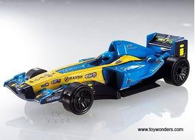 Formula 1 Renault Fernando Alonso 1:64 Telefonica Grand Prix