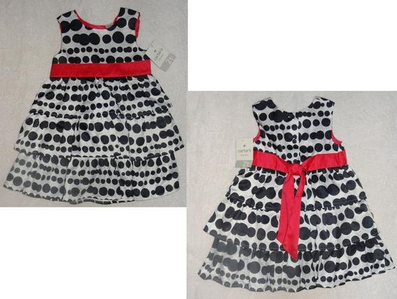 Vestidos Carters Talla 2t #nuevo#