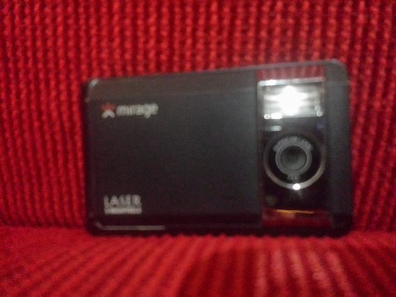 Câmera Digital Mirage 5 Mp