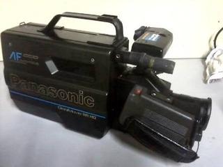 Filmadora Panasonic Omnimovie Vhs Bom Estado