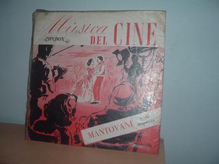 Vinilo Musica Del Cine Mantovani