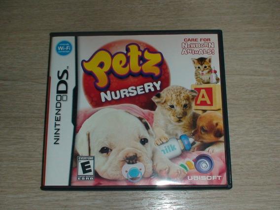 Petz Nintendo Ds Dsi 2ds 3ds Colecionador