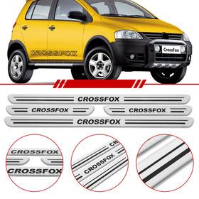 Soleira De Porta Crossfox 2005 06 07 08 09 2010 Volkswagen