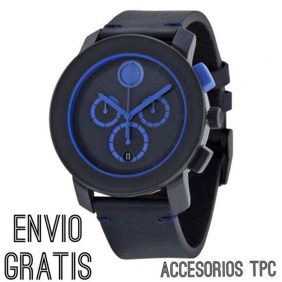 Reloj Movado Mod 3600349 Para Caballero Envío Gratis