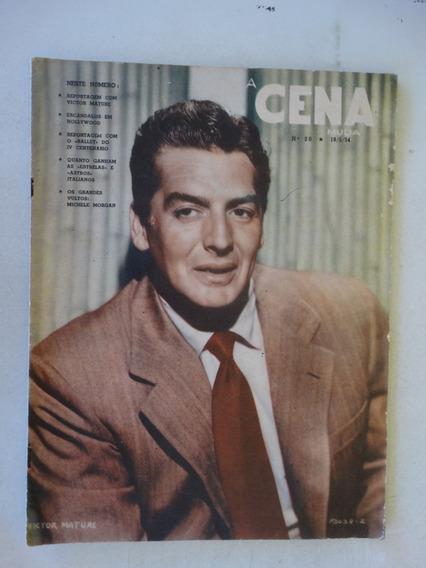 A Cena Muda Nº 20! 19/05/1954! Editora Americana!