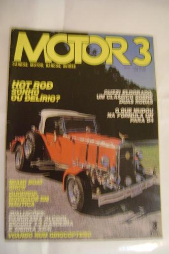 Motor 3 Maio De 1984 Numero 47