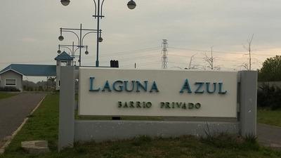 Lote Vendo Bo. Cerrado Laguna Azul Spegazzini 308 Mt.esquina