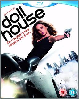 Blu-ray Dollhouse 1ª Primeira + 2ª Segunda Temp. 6 Disc