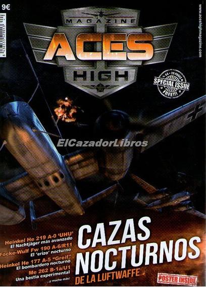 Ak Interactive Aces High 1 Cazas Nocturnos Alemanes1/48 1/72