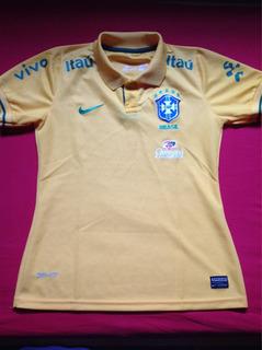 Camisa Feminina Brasil Nike