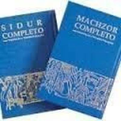 Machzor E Sidur Completo - Box Com Tradução E Transliteração