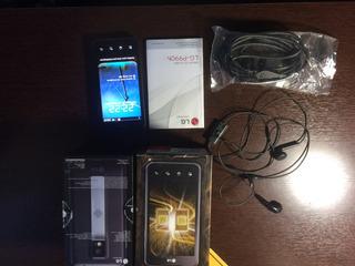 Celular Lg Optimus 2x P990h