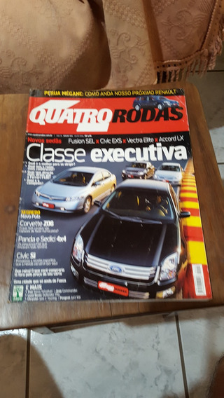 Revista Quatro Rodas Edição 554 Julho 2006