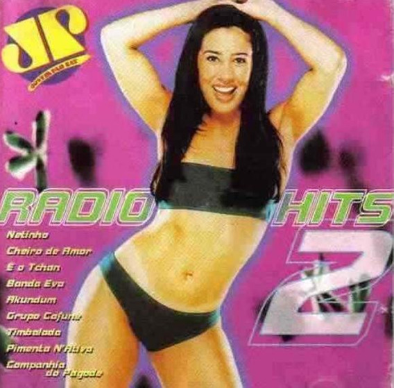 Cd Jovem Pan Radio Hits - Vol.2 (94521)
