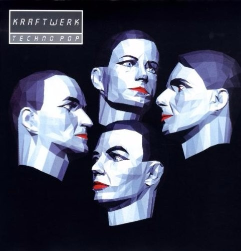 Kraftwerk Techno Pop Vinilo Remasterizado Nuevo Import
