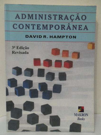 Administração Contemporânea - David R. Hampton