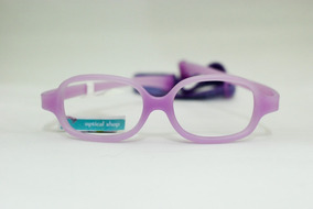 Óculos Infantil Miraflex Silicone 5 A 8 Anos Baby Plus 2