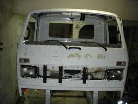 Cabine Para Caminhão Vw 8140 Ate 1999 Branca