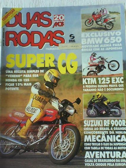 Revista Duas Rodas N° 225