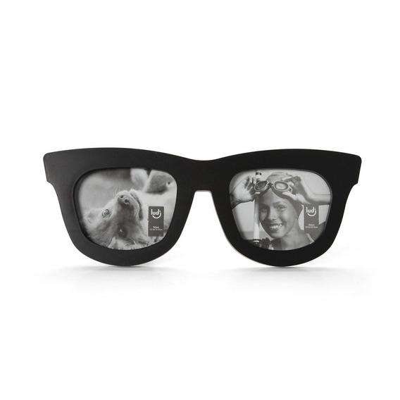 Porta Retrato Duplo - Oculos!!
