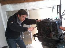 Curso De Mecanica De Motores Fuera De Borda