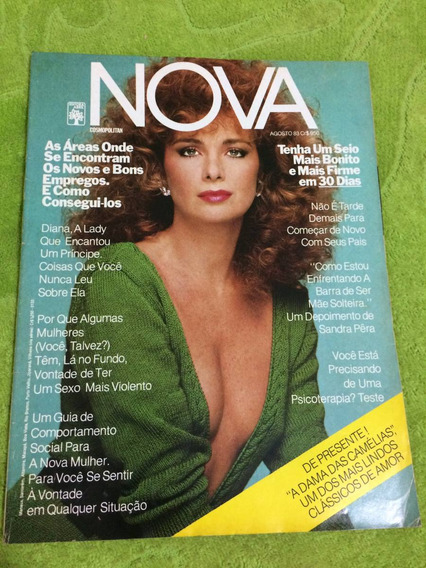 Nova 83 Isis De Oliveira Elba Ramalho Lady Diana Princesa