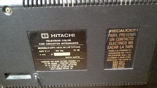 Tv Hitachi + Conversor
