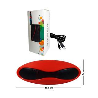 Bocina Bluetooth Recargable Manos Libres Ranura Micro Sd
