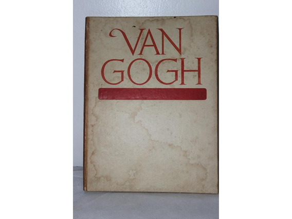 Van Gogh - Introduction Para Jacques Combe, Editions Phaidon