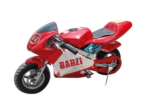Mini Moto 49cc Bz R3 Cross Barzi Motors