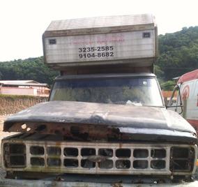 Ford F1000 Ano 80 Para Retirada De Peças