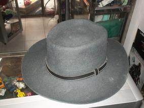 Sombrero Vaquero Americano Talla L Paño