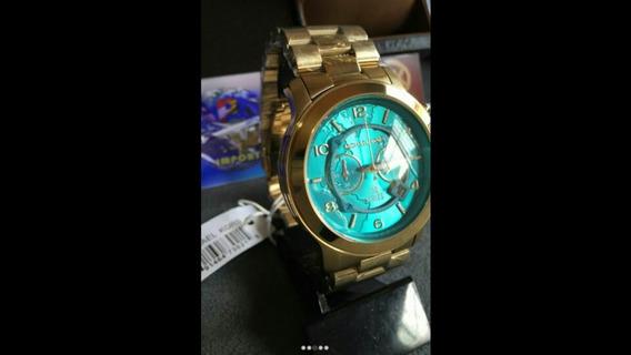 Relógio Michael Kors 100% Original Com Caixa