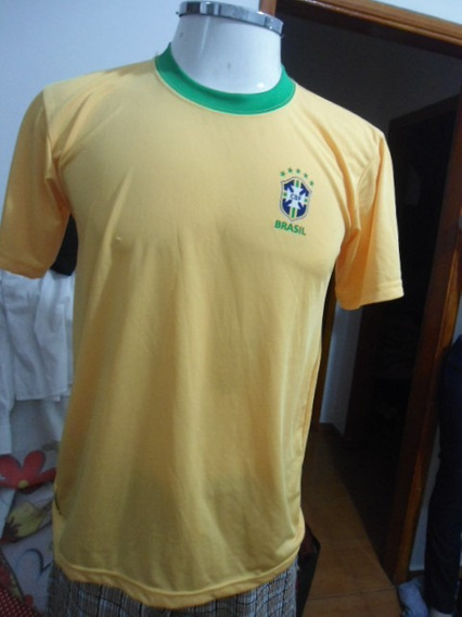 Camisa Do Brasil Cbf Tamanho P