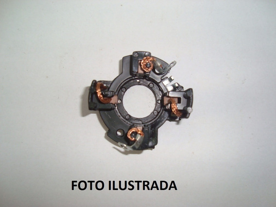 Porta Escovas Mesa Motor De Arranque Dafra Cityclass 200 Cc