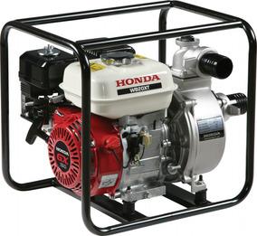 Jm-motors Honda Motobomba Wb 20 Moto Bomba Agua Limpia