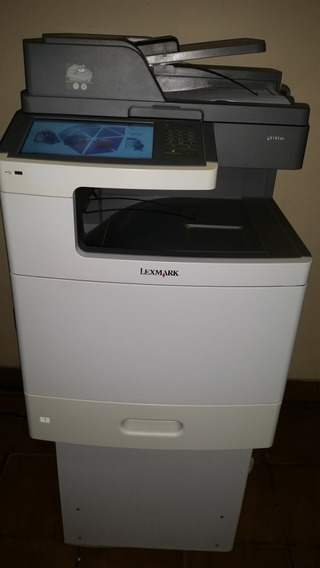X792 Lexmark Color Usada