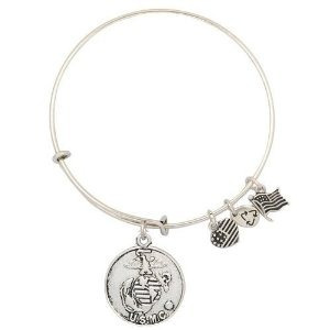 Marines Estadounidenses Ajustable Brazalete Bar Pulsera Del