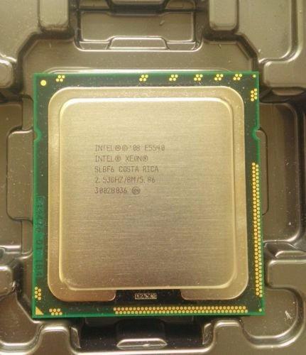 Intel Xeon E5540 2.53ghz 8m 5.86 Slbf6 Dl380 G6 G7 R610 710