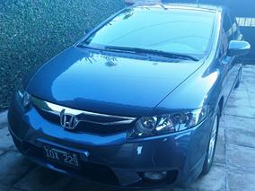 Honda Civic Sedan Exs 2010 Automático Con 96mil Km Reales