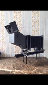 Câmera Sinar 4x5 Lente 150