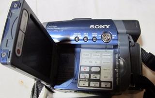 Camara Sony Barata Con Mini Disque