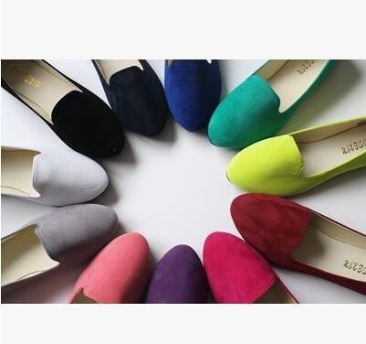 Zapatos Gamuzados