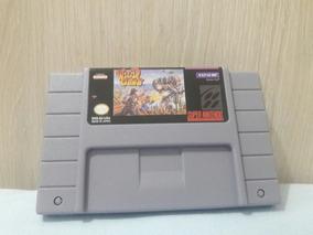 Cartucho Wild Guns Para Super Nintendo Novo! Snes Fita Game