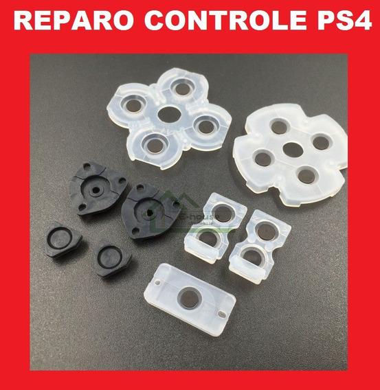 Borracha Condutiva Controle Ps4 Reparo Ps4