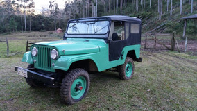 Jeep Willys Cj5 1970