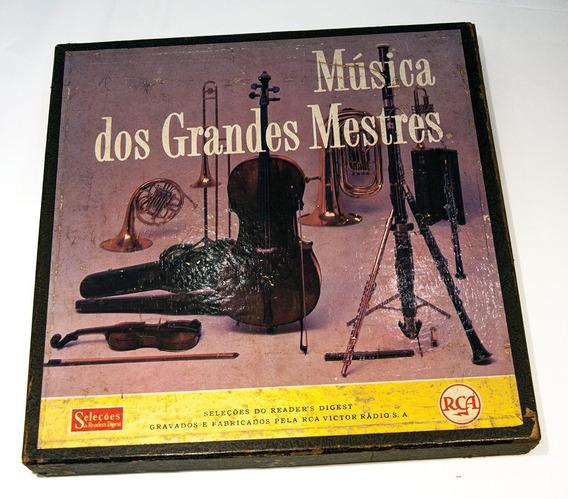 Caixa De Discos - Música Dos Grandes Mestres