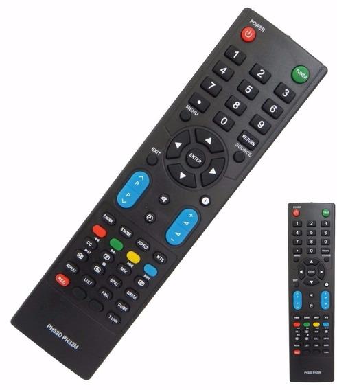 Controle Remoto Tv Philco Ph32d Ph32m